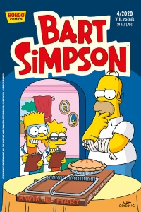 Simpsonovi 2020/04 Bart Simpson