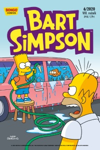 Simpsonovi 2020/06 Bart Simpson