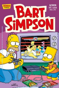Simpsonovi 2020/08 Bart Simpson
