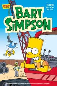 Simpsonovi 2020/11 Bart Simpson